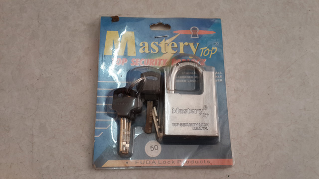Khóa Mastery top 50