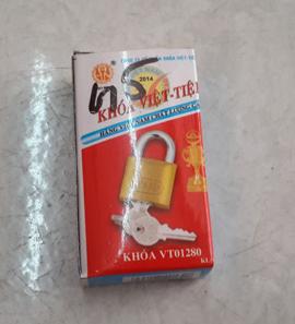 Khóa treo Việt Tiệp VT01280