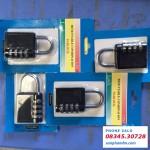 Khóa số Pad Lock CJSJ Resettable combination
