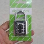 Khóa số CJSJ Digital Lock 8 số nhỡ