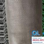 Lưới muỗi inox khổ 1,5m