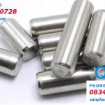 Chốt pin inox dowel pins M1*3 1*4 2*4 2*6 2*8 2*10 2*12 3*8 4*8 5*10