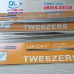 Nhíp chống tĩnh điện đầu thẳng Tweezers ST 11