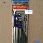 Bộ Lục giác Nhật Bản EIGHT TLS-9N japan Hex Key set