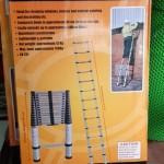 Thang rút Ladder 4.4m